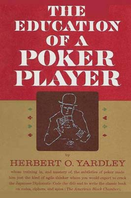 The Education of a Poker Player